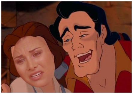 Andi and Gaston